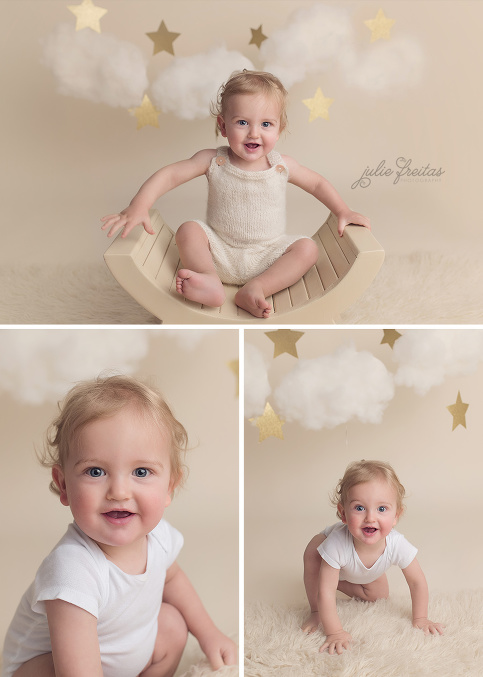 Shining star danvers baby photography