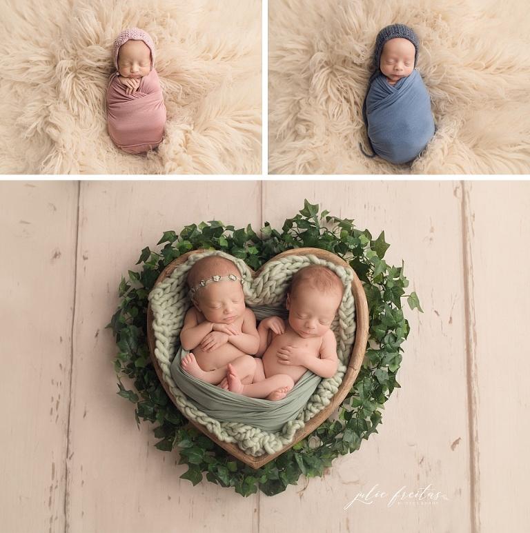 newborn twin photographer